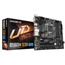 Gigabyte B560M D3H alaplap Intel B560 Express LGA 1200 Micro ATX (B560M D3H)