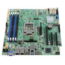 Intel Server Board S1200SPLR mATX Motherboard - Skt 1151 Intel® C236 - 64 GB DDR4 (DBS1200SPLR)