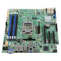 Intel DBS1200SPOR - Intel - E3-1200 - 80 W - 64 GB - 68.256 GB/s - DDR4-SDRAM (DBS1200SPOR)