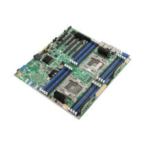 Intel Server Board S2600CW2SR Motherboard - Skt 2011 Intel® C612 - 1, 024 GB DDR4 (DBS2600CW2SR)