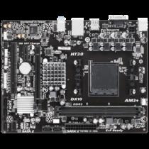 GIGABYTE Alaplap AM3+ GA-78LMT-S2 R2 AMD 760G mATX, Integrált VGA (GA-78LMT-S2 R2)