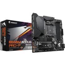 Gigabyte B550M Aorus Pro-P mATX Mainboard Sockel AM4 M.2/HDMI/DP/USB3.2 - Motherboard - AMD Socket AM4 (Ryzen) (GA-B550M-AORUS PRO-P)