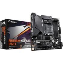 Gigabyte B550M AORUS PRO - AMD - Socket AM4 - AMD Ryzen - DDR4-SDRAM - DIMM - 2133, 2400, 2667, 2933, 3200, 3333, 3600, 4000, 4400, 4600, 4733 MHz (GA-B550M-AORUS PRO)