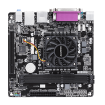 GIGABYTE Alaplap S769 E2500N AMD E1 + E1-2500 APU, mini-ITX (GA-E2500N)