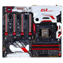 Gigabyte GA-Z170X-Gaming G1 (rev. 1.0) - Intel - LGA 1151 (Socket H4) - Intel® Celeron® - Intel® Pentium® - i3-6xxx, i5-6xxx, i7-6xxx - DDR4-SDRAM - DIMM (GA-Z170X-GAMING G1 (REV. 1.0))