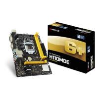 Biostar H110MDE - Intel - LGA 1151 (Socket H4) - Intel® Celeron® - Intel® Core™ i3 - Intel Core i5 - Intel Core i7 - Intel® Pentium® - 91 W - DDR4-SDRAM - DIMM (H110MDE)