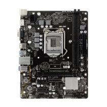 Biostar H310MHP - Intel - LGA 1151 (Socket H4) - Intel® Celeron® - Intel® Core™ i3 - Intel Core i5 - Intel Core i7 - Intel Core i9 - Intel® Pentium® - DDR4-SDRAM - DIMM - 1866, 2133, 2400, 2666 MHz (H310MHP)