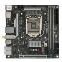 Supermicro C9Z390-CG-IW - Motherboard - Mini-ITX - LGA1151 Socket - Z390 - Motherboard - Intel Socket 1151 (Core i) (MBD-C9Z390-CG-IW-O)