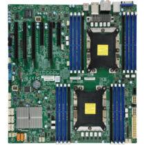 Supermicro X11DAi-N - Intel - LGA 3647 (Socket P) - 10.4 GT/s - DDR4-SDRAM - 2133, 2400, 2666 MHz - 2048 GB (MBD-X11DAI-N-O)