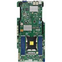 Supermicro X11SPG-TF - Intel - LGA 3647 (Socket P) - 205 W - DDR4-SDRAM - 1600, 1866, 2133, 2400, 2666 MHz - 768 GB (MBD-X11SPG-TF-O)