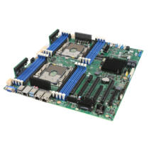 Intel Server MB S2600STB S2600STBR - Motherboard - Intel Socket P/478 (Core 2 Duo) (S2600STBR)