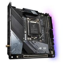 Gigabyte Z590I AORUS ULTRA - Intel - LGA 1200 - Intel® Celeron® - Intel® Core™ i3 - Intel Core i5 - Intel Core i7 - Intel Core i9 - Intel® Pentium® - LGA 1200 (Socket H5) - DDR4-SDRAM - DIMM (Z590I AORUS ULTRA)