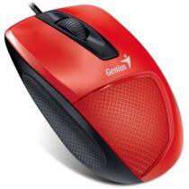 Genius DX-150X USB - Piros (MOU-DX-150X RED)