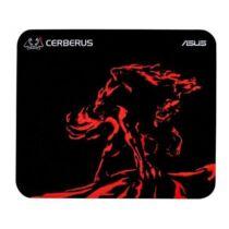 ASUS Cerberus MAT MINI Gamer Egérpad - Piros (CERBERUS MAT MINI RED GAMER EGÉRPAD)