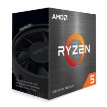 AMD Ryzen 5 5600X - 3.7 GHz - Tray + Hűtő (100-100000065MPK)