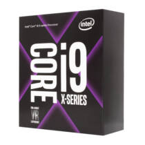 Intel Core i9-7940X - 7th gen Intel® Core™ i9 - 3.1 GHz - LGA 2066 - PC - i9-7940X - 8 GT/s (BX80673I97940X)