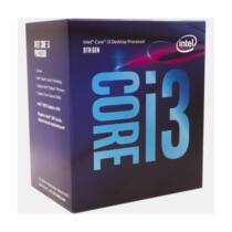 INTEL Core i3-8100 3,6GHz 6MB LGA1151 BOX (BX80684I38100)