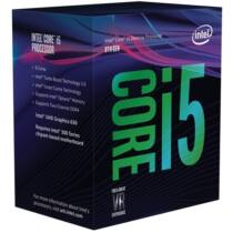 CPU Intel s1151 Core i5-8600K - 3,60GHz (BX80684I58600K)