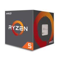 AMD Ryzen 5 1600 processzor 3,2 GHz 16 MB L3 Doboz (YD1600BBAEBOX)