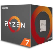 AMD Ryzen 7 1700 AM4 BOX Wraith Spire Cooler (YD1700BBAEBOX)