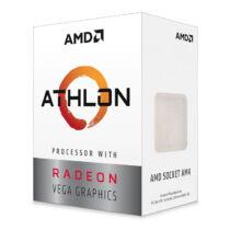 AMD Athlon 3000G - AMD Athlon - 3.5 GHz - Socket AM4 - PC - 14 nm - 3000G (YD3000C6FHBOX)