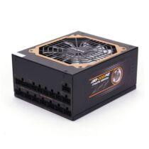ZALMAN ZM-1200 1200W moduláris 80 GOLD (ZM1200-EBT)
