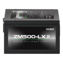 Zalman - 500W - ZM500-LXII (ZM500-LXII)