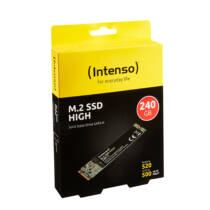 Intenso 3833440 - 240 GB - M.2 - 520 MB/s - 6 Gbit/s (3833440)