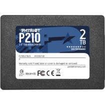 "PATRIOT Memory P210 - 2000 GB - 2.5"" - 500 MB/s (P210S2TB25)"
