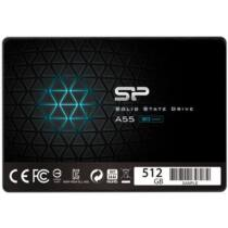 "SATA 2,5"" SILICON POWER 512GB A55 7mm (SP512GBSS3A55S25)"
