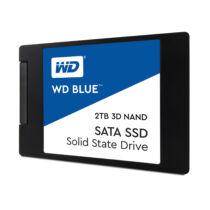 """WD Blue 3D - 4000 GB - 2.5"""" - 560 MB/s - 6 Gbit/s (WDS400T2B0A)"""