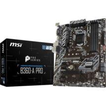 MSI B360-A PRO (1151-v2) (D) (7B22-012R)