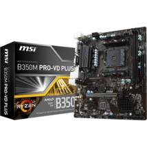 MSI B350M PRO-VD PLUS (AM4) (D) (7B38-004R)