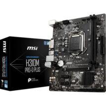 MSI H310M PRO-D PLUS (1151-v2) (D) (7C10-001R)
