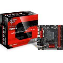 ASROCK AB350 GAMING-ITX/AC (AM4) (D) (AB350 GAMING-ITX/AC)
