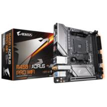 Gigabyte B450 I Aorus Pro Wifi (B450 I AORUS PRO WIFI)