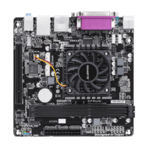 GIGABYTE Alaplap S769 E3000N AMD E2 + E2-3000 Dual-Core, mini-ITX (GA-E3000N)