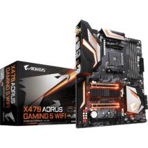Gigabyte GA-X470-Gaming-5-WiFi AORUS (REV 1.0) (AM4) (D) (X470AORUSGAMING5WIFI)
