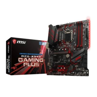 MSI MPG Z390 Gaming Plus (7B51-001R)
