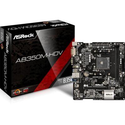 Asrock AB350M-HDV (AB350M-HDV)