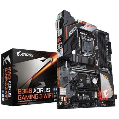 Gigabyte B360 Aorus Gaming 3 WiFi (B360 AORUS GAMING 3 WIFI)