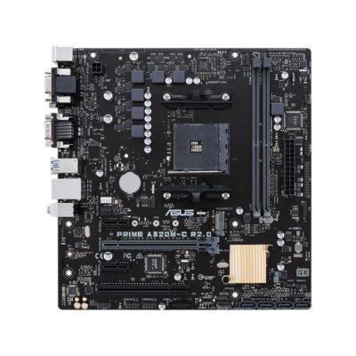 ASUS Alaplap AM4 PRIME A320M-C R2.0 AMD A320, mATX (PRIME A320M-C R2.0)
