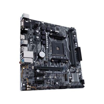 ASUS Alaplap AM4 PRIME A320M-K AMD A320, mATX (PRIME A320M-K)
