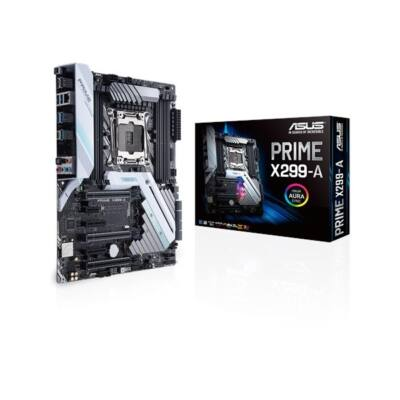ASUS Alaplap S2066 PRIME X299-A INTEL X299, ATX (PRIME X299-A)