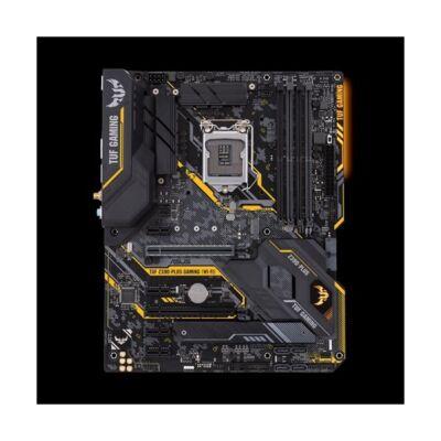 ASUS Alaplap S1151 TUF Z390-PLUS GAMING (WI-FI) INTEL Z390, ATX (TUF Z390-PLUS GAMING (WI-FI))