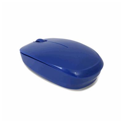 OMEGA Vezeték Nélküli Egér, OM-0420 Optikai, USB, Kék (OM0420WBL)