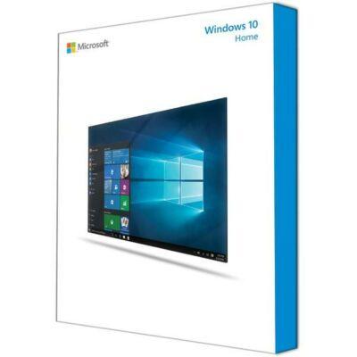 Microsoft Windows 10 Home 32/64bit HUN RETAIL tovább vihető ÚJ LICENSZ (KW9-00243)