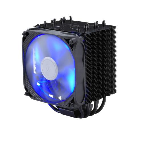 FSP Fortron AC601 - Processor - Cooler - 12 cm - LGA 1150 (Socket H3), LGA 1155 (Socket H2), LGA 1156 (Socket H), LGA 1366 (Socket B), LGA 2011 (Socket... AMD Ryzen - 600 RPM (POO0000002)