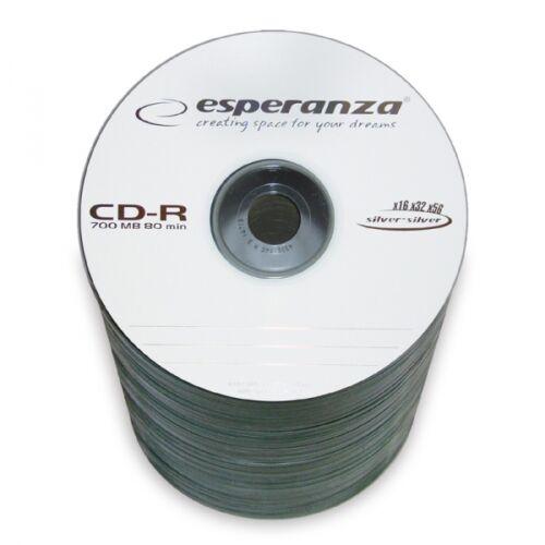 CD-R ESPERANZA SILVER - SPINDLE 100 PCS (2001)