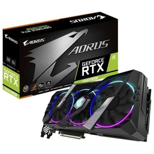 Gigabyte GeForce® RTX 2080 SUPER 8GB AORUS (GV-N208SAORUS-8GC)